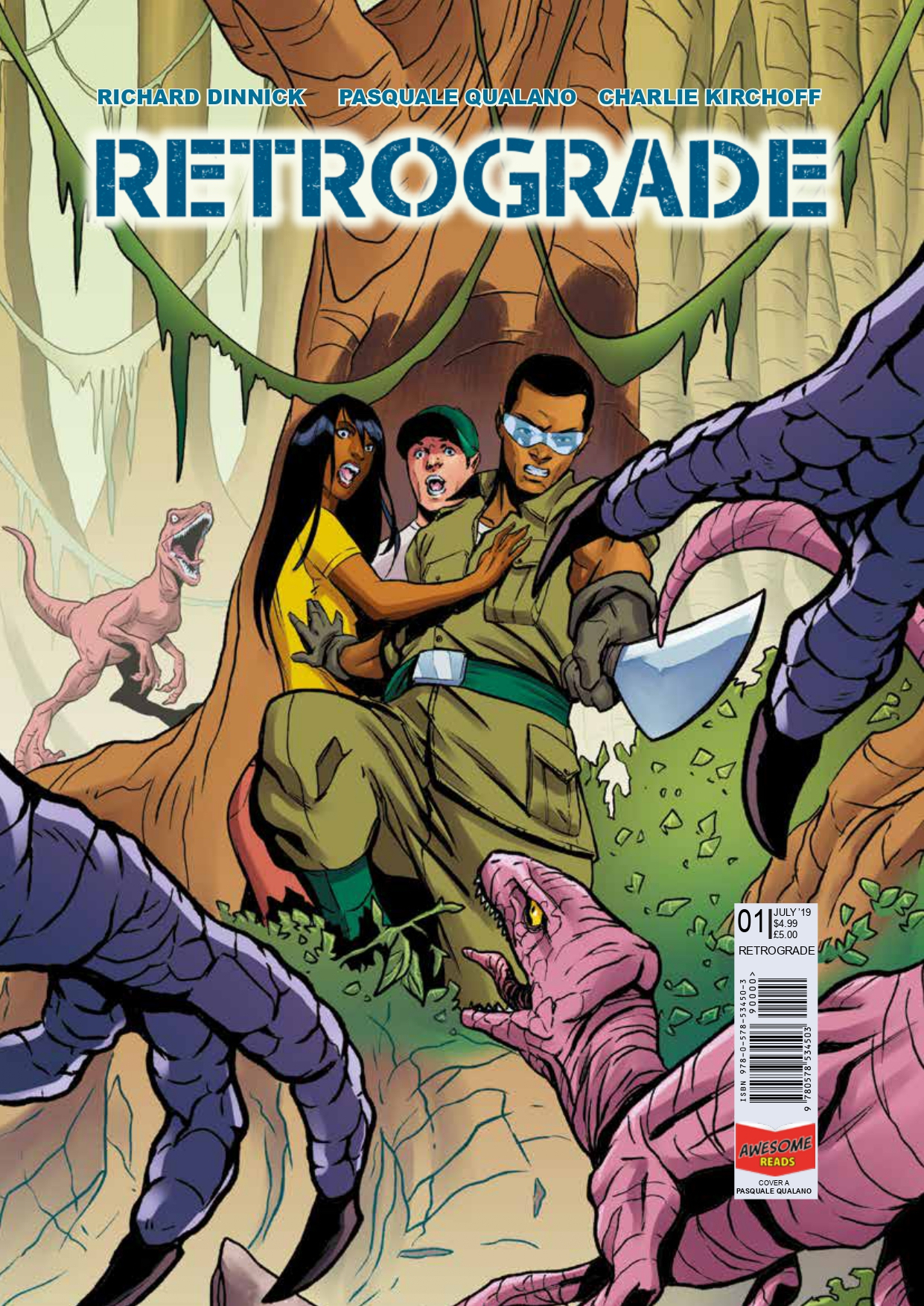 Retrograde issue 1